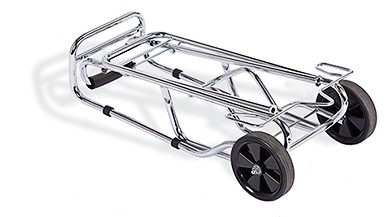 Table Cart Folded