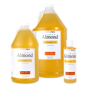 TheraPro Almond Oil - 1/2 Gallon