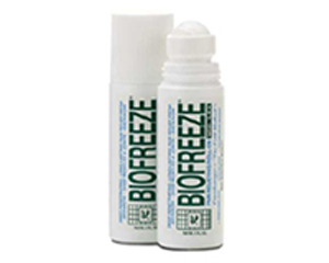 BIOFREEZE w/ILEX RollOn - 3 oz