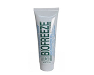 BIOFREEZE w/ILEX Tube - 4 oz