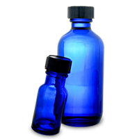 120ml Glass Bottle with Cap