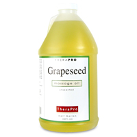 TheraPro Grapeseed Oil - 1/2 Gallon