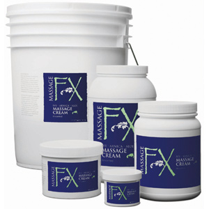 Massage FX Cream - 5 Gallon