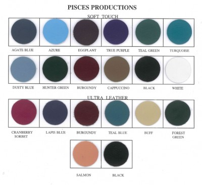 Pisces Productions Colors