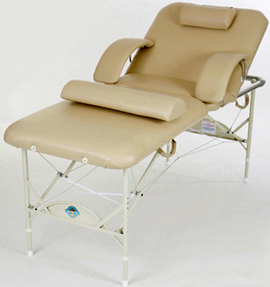 Pisces Productions Pacifica Salon / Massage Table