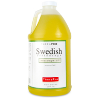 TheraPro Swedish Effleurage Oil - 1/2 Gallon