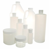 1/2 Gallon Plastic Jug with Cap