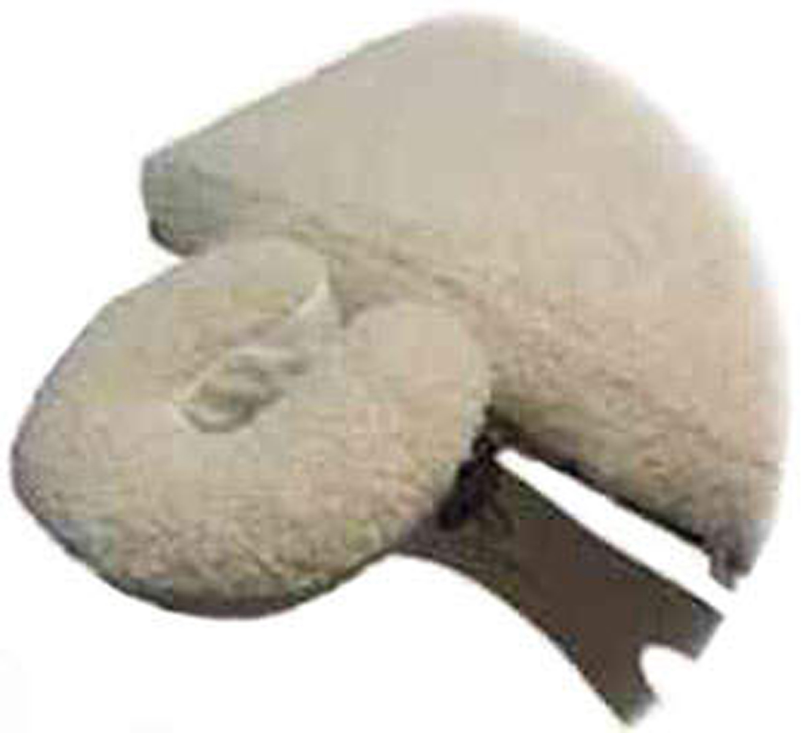 STANDARD Set-Fleece Massage Table Cover & Face Pad