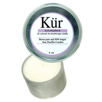Soy Candle - Energizing (citrus) - 4oz Tin