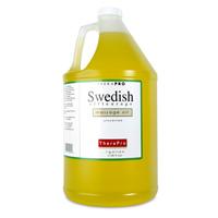 TheraPro Swedish Effleurage Oil - 1 Gallon